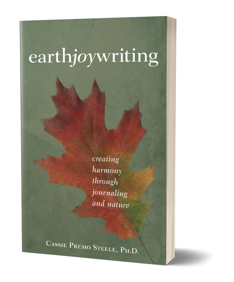 Cover of Earth Joy Writing: Creating Harmony through Journaling and Nature