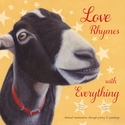 Cover of Love Rhymes with Everything